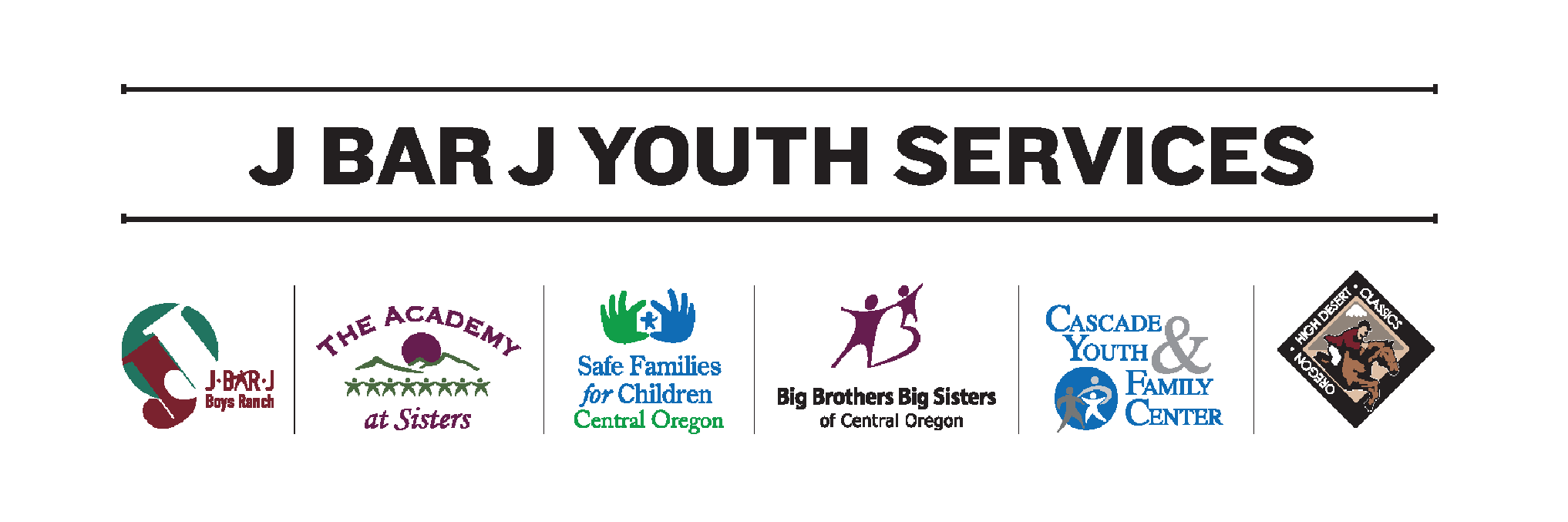 Big Brothers & Big Sisters of Central Oregon / J Bar J Youth Services